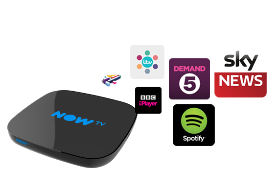 NOW TV Smart Boxes