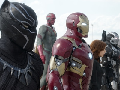 Marvel's Captain America: Civil War coming soon to NOW TV