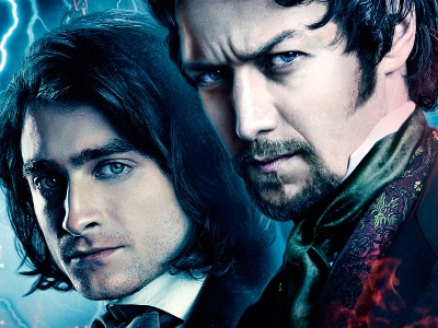 Victor Frankenstein coming soon to NOW TV