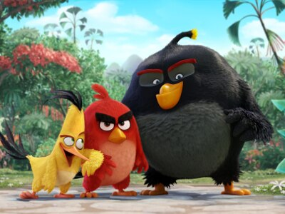 The Angry Birds Movie coming soon to NOW TV