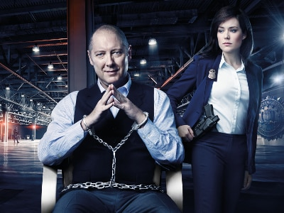 Watch The Blacklist on NOW TV