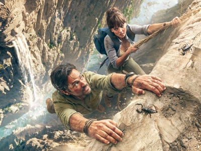 Watch Hooten and the Lady on NOW TV