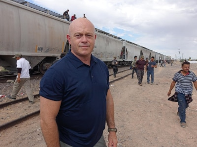 Watch Ross Kemp Extreme World on NOW TV