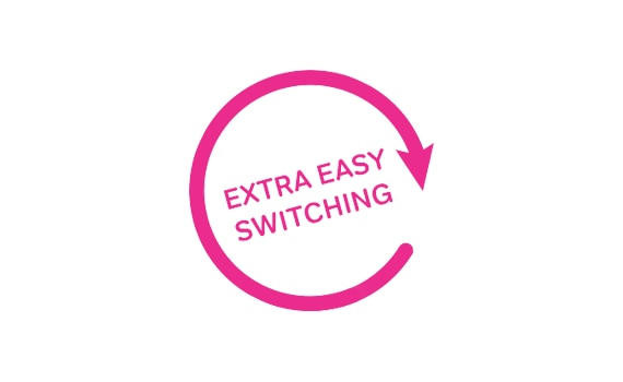 Extra easy switching to NOW TV