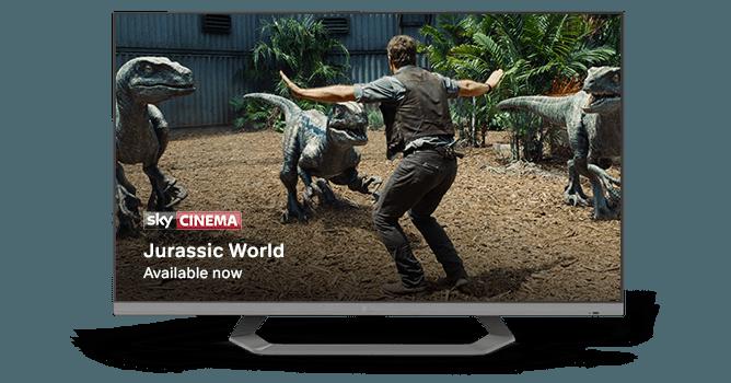 Watch NOW TV on LGTV