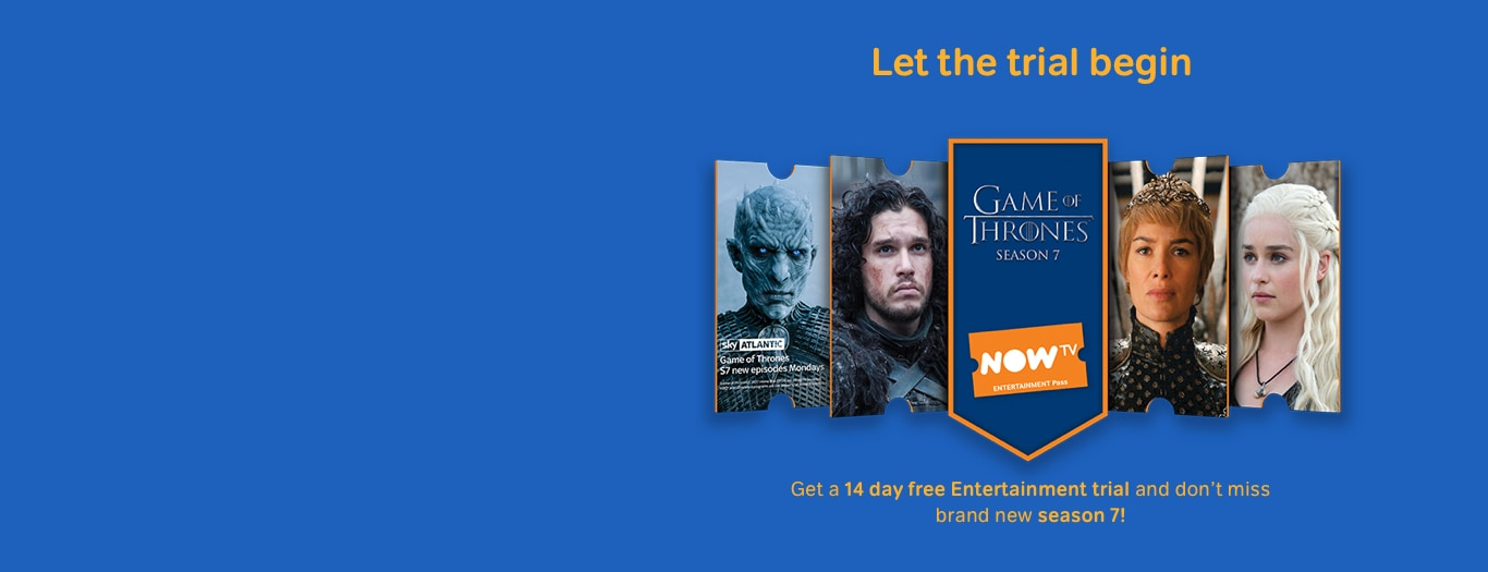 Click on the image to watch Game of Thrones® online