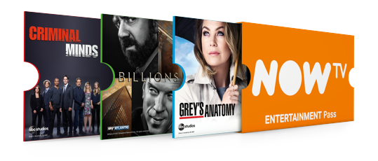 Watch NOW TV Box Sets