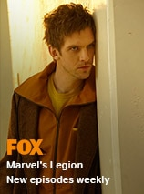 Watch Marvel's Legion on NOW TV