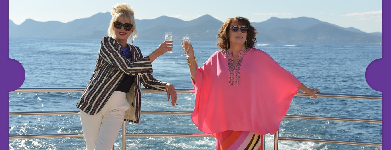 Stream Absolutely Fabulous on NOW TV