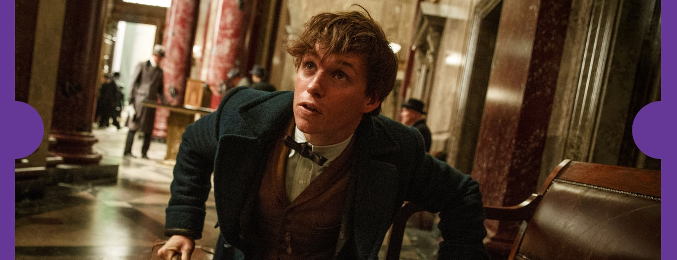 Stream Fantastic Beasts on NOW TV