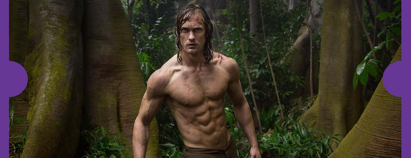 Stream The Legend of Tarzan on NOW TV