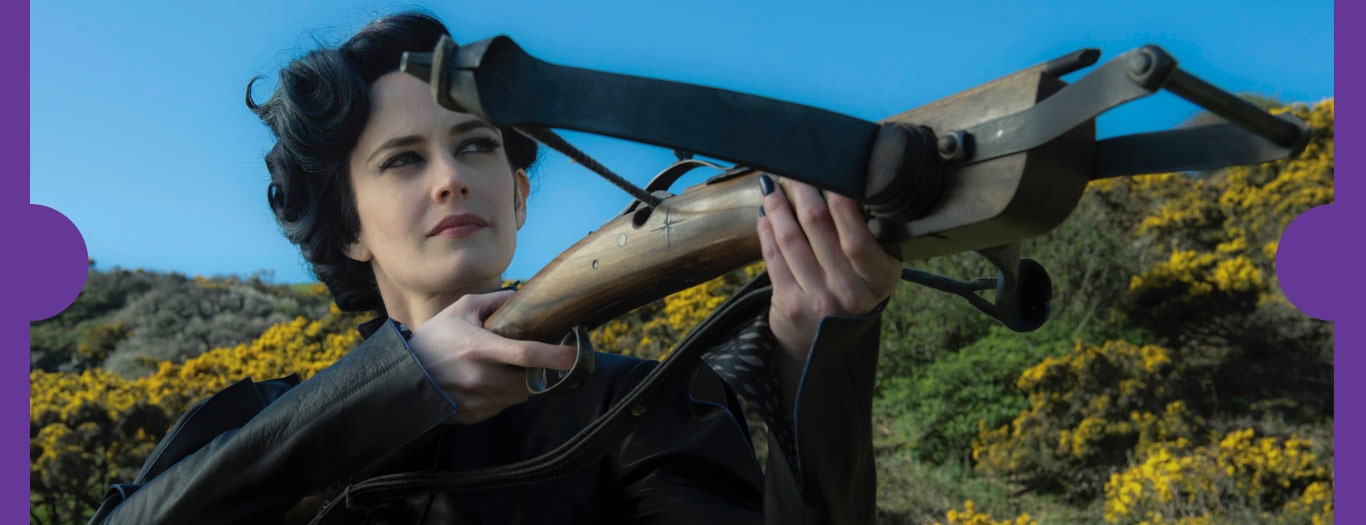 Stream Miss Peregrine's Home for Peculiar Children on NOW TV