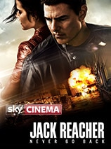 Stream Jack Reacher on NOW TV