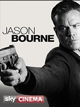 Watch Jason Bourne on NOW TV