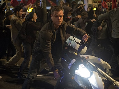 Jason Bourne coming soon to NOW TV
