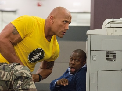 Central Intelligence coming soon to NOW TV