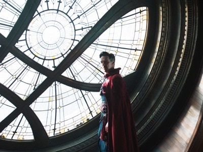 Doctor Strange coming soon to NOW TV
