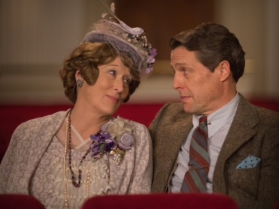 Florence Foster Jenkins  coming soon to NOW TV
