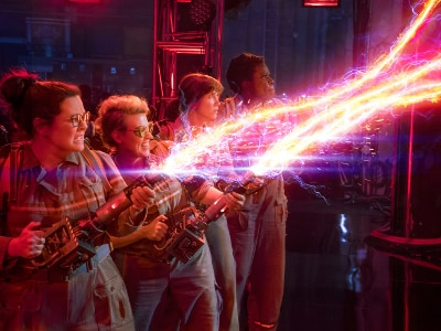 Ghostbusters  coming soon to NOW TV