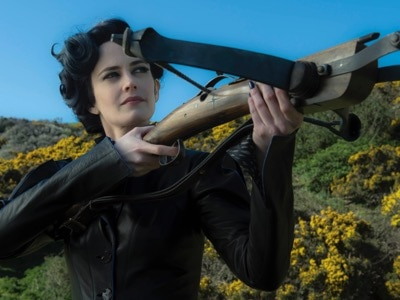 Miss Peregrine's Home for Peculiar Children coming soon to NOW TV