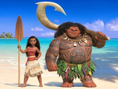 Moana coming soon to NOW TV