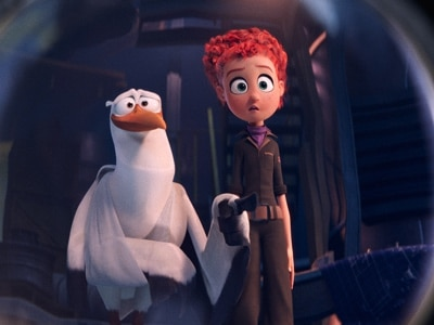 Storks coming soon to NOW TV