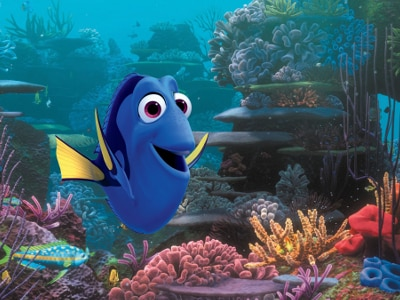 Finding Dory coming soon to NOW TV