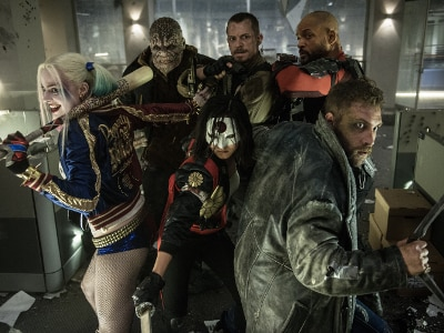 Suicide Squad coming soon to NOW TV