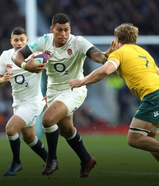 Watch England v Barbarians on NOW TV