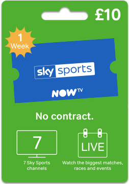 Get a Sky Sports Gift Card