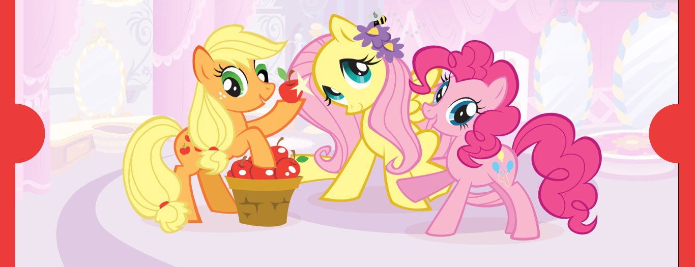 Watch My Little Pony on NOW TV
