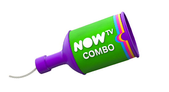 Get the NOW TV Combo now