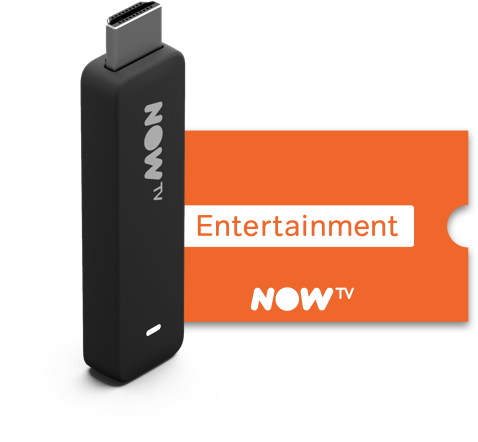 NOW TV Stick and Entertainment Pass