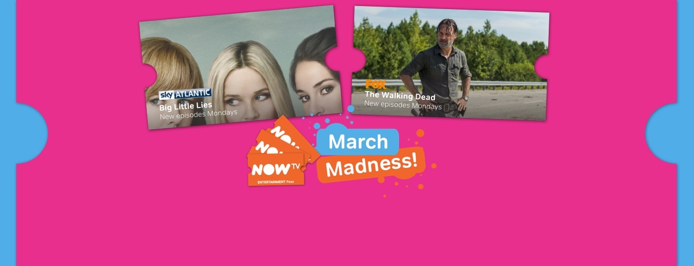 Watch The Walking Dead on NOW TV