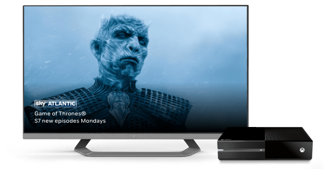 Watch NOW TV on your Xbox One
