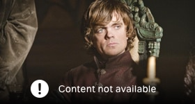 Game of Thrones season 2 episode 2, The Night Lands.