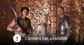 Game of Thrones season 2 episode 7, A Man Without Honour.