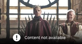 Game of Thrones season 4 episode 5, First of His Name.