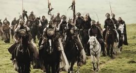 Game of Thrones season 1 episode 2, The Kingsroad.