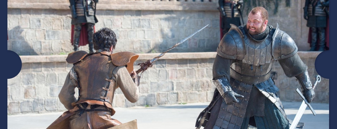 Stream Game of Thrones season 4 episode 8  with NOW TV