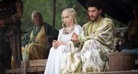 Game of Thrones season 5 episode 7, The Gift.