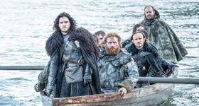 Game of Thrones season 5 episode 8, Hardhome.