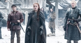 Game of Thrones season 6 episode 4, Book of the Stranger.