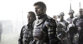 Game of Thrones season 6 episode 7, The Broken Man.