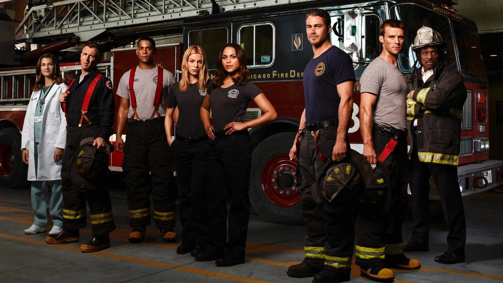 Watch Chicago Fire on NOW TV