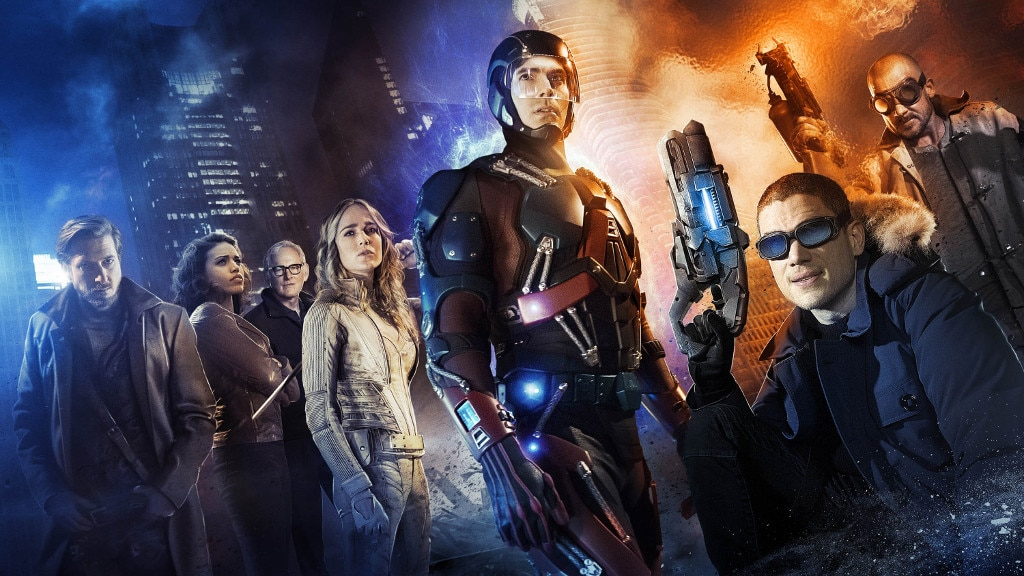 DC's Legends of Tomorrow coming soon to NOW TV