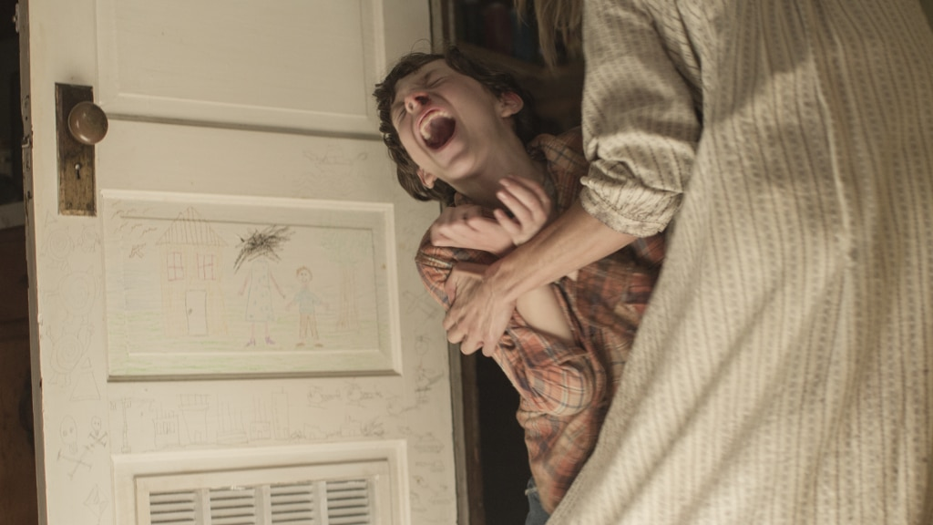 Watch Outcast on NOW TV