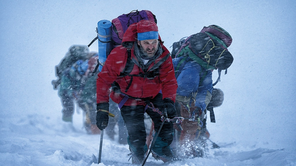 Everest coming soon to NOW TV