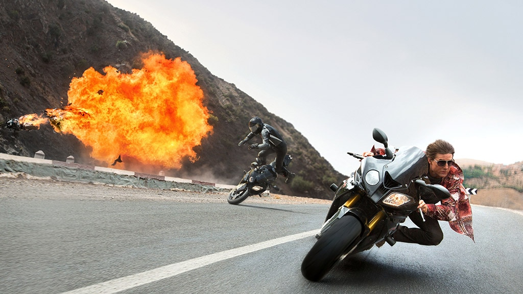 Mission: Impossible - Rogue Nation coming soon to NOW TV