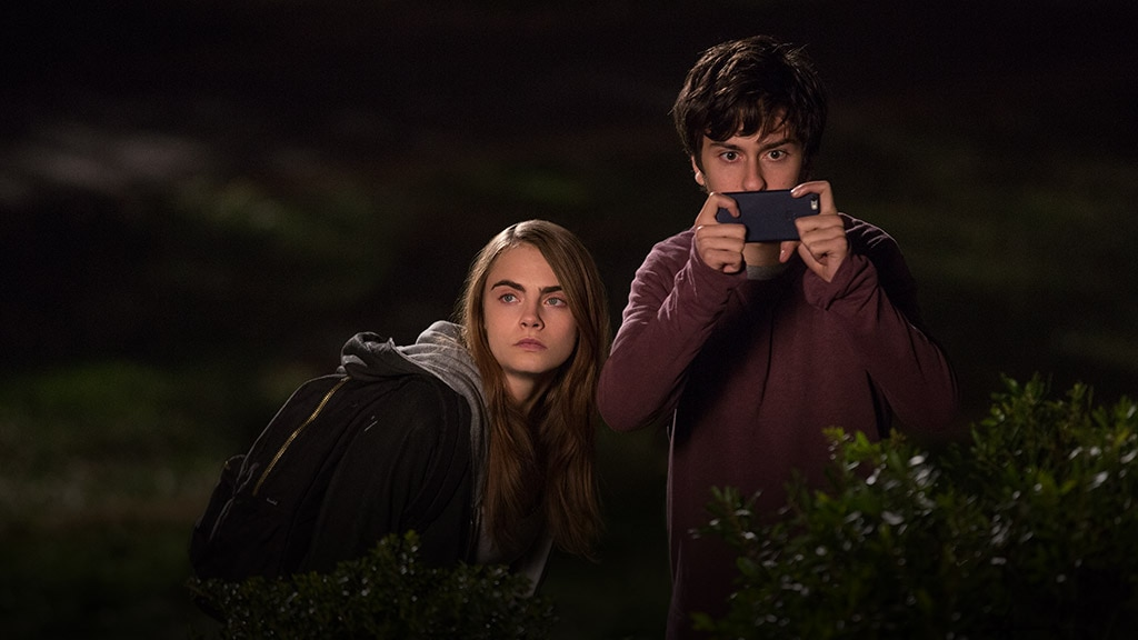 Paper Towns coming soon to NOW TV
